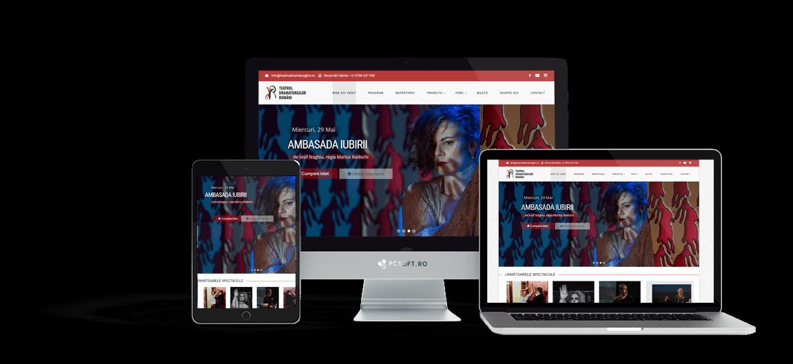 webdesign-site-evenimente-teatrul-dramaturgilor